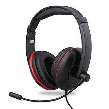 Headset Gamer OIVO com microfone - IV - X1005 - PC, PS4, Xbox One, PS3 e Xbox 360