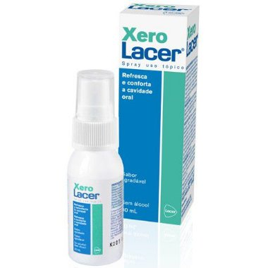Xerolacer Spray Enxaguatório Bucal c / Flúor 30ml