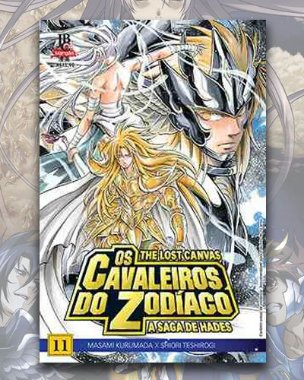 Cavaleiros Do Zodíaco - Lost Canvas: A Saga Hades - Vol 11