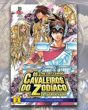 Cavaleiros Do Zodíaco - Lost Canvas: A Saga Hades - Vol 2