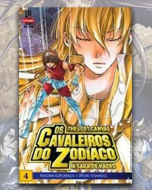 Cavaleiros Do Zodíaco - Lost Canvas: A Saga Hades - Vol 4