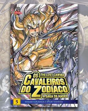Cavaleiros Do Zodíaco - Lost Canvas: A Saga Hades - Vol 5