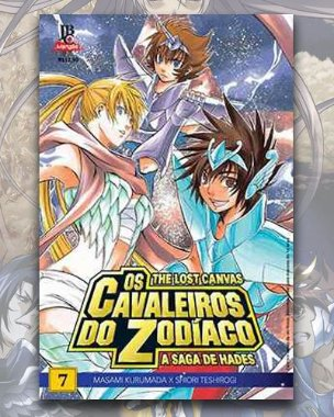 Cavaleiros Do Zodíaco - Lost Canvas: A Saga Hades - Vol 7