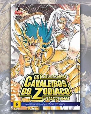 Cavaleiros Do Zodíaco - Lost Canvas: A Saga Hades - Vol 8