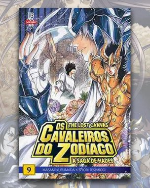 Cavaleiros Do Zodíaco - Lost Canvas: A Saga Hades - Vol 9