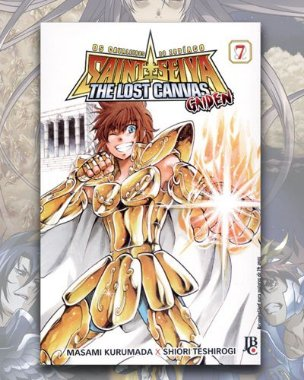 Cavaleiros Do Zodíaco - Lost Canvas: Gaiden Vol 7