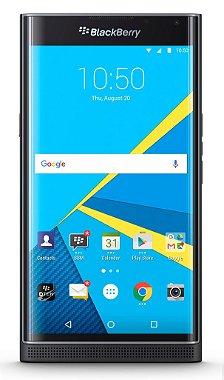 SMARTPHONE BLACKBERRY PRIV, 4G, ANDROID 5.1, PROCESSADOR 6 CORE, CÂMERA 18MP / 2MP, 3GB RAM, 32GB INTERNO, TELA 5.4 ´