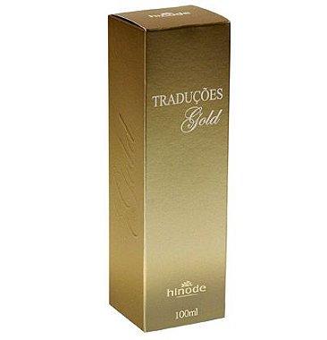 Traduções Gold Hinode Nº 20 Feminino 100ml ( Referencia Olfativa: Flower By Kenzo )