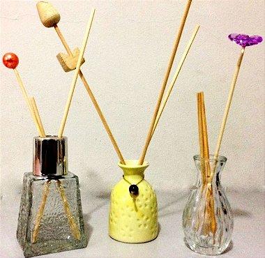Difusores - aromatizador de ambientes Conteúdo - 70 ml Loja Feranda