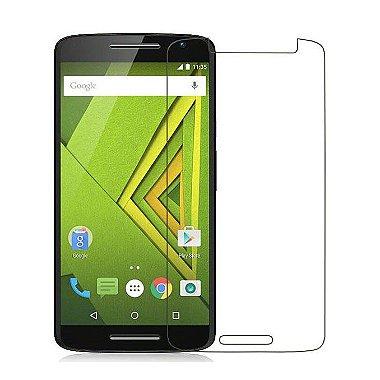 Película de Vidro Blindada para celular Motorola Moto X Play