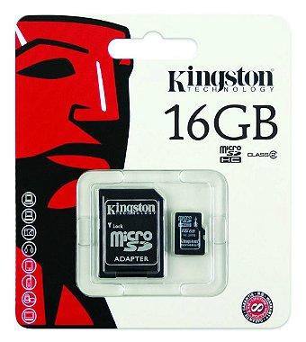DUPLICADO - Cartão de Memória Original Kingston 8GB Classe 4