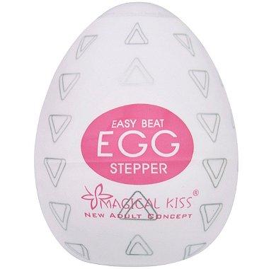 Masturbador Egg Stepper Easy One Cap Magical Kiss em oferta na lojafetiches.com.br! Compre agora pelo menor preço!