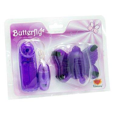 Vibrador Butterfly estimulador clitoriano