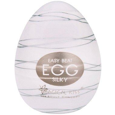 Masturbador Egg Silky Easy One Cap Magical Kiss em oferta na lojafetiches.com.br! Compre agora pelo menor preço!