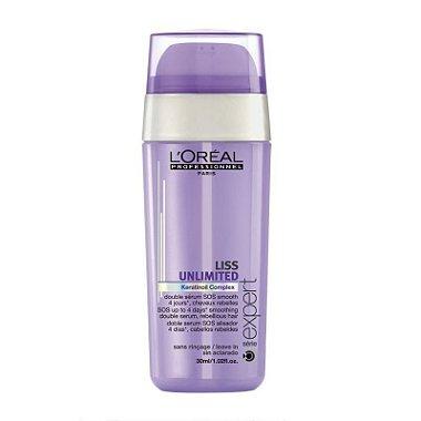 L ´ Oréal Professionnel Liss Unlimited - Double Sérum 30ml