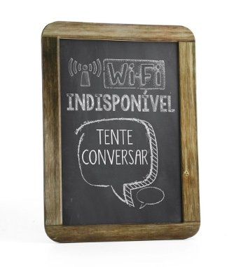 Quadro Gizlosofia Wi - Fi