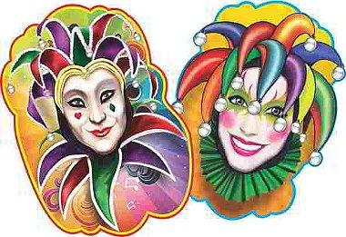 Kit Arlequim / Arlequina P / Carnaval C / 2
