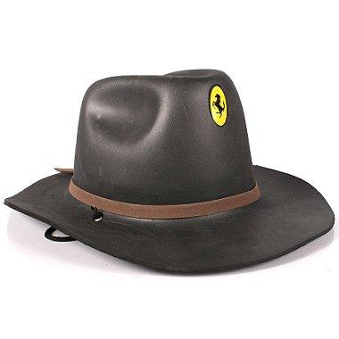 Chapéu Cowboy Infantil EVA Preto