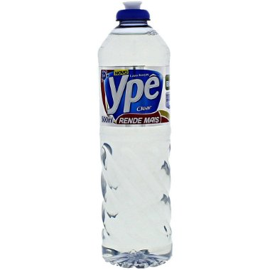 Detergente Líquido Clear Ypê 500ml