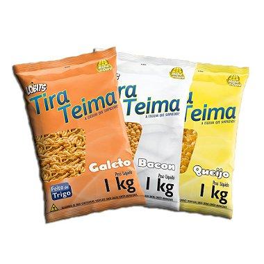 Tira Teima Queijo 1kg