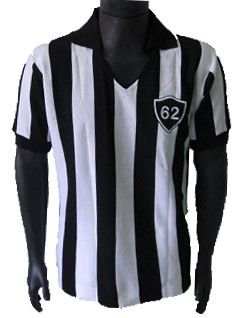 Camisa Retrô Botafogo Garrincha 1962 Manga Longa