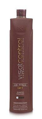 Visat Control Step 1 Revitalisant Shampoo Profissional Cauterização Capilar