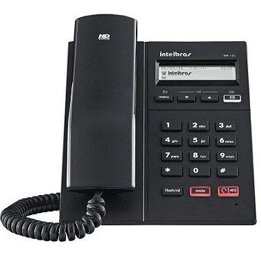 Telefone IP Intelbras Tip 125 Poe