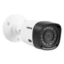 Câmera Intelbras Bullet Hdcvi 3.6 Mm 20 Mts Vhd 1220b Full Hd C / infr. Branca