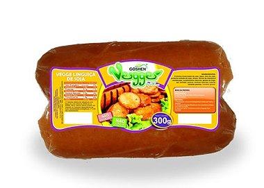 Vegges Linguiça de Soja Goshen 300g ( 2 unidades )