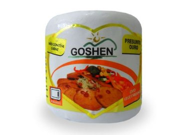 Presunto Ouro Vegetariano Goshen 300g