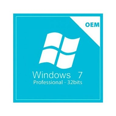 Licença Microsoft Windows 7 Professional 64 bits OEM ESD - Digital