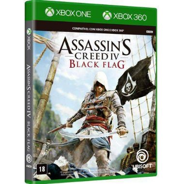 Assassin´s Creed IV Black Flag - Xbox One / Xbox 360