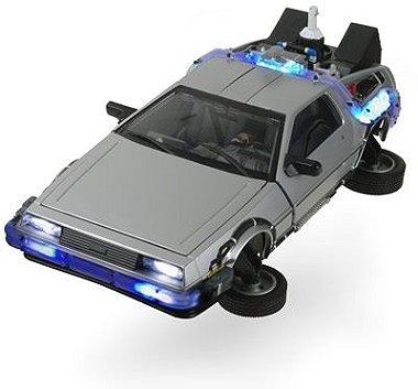 Delorean - Back To The Future 2 - Esc 1 / 15 - Diamond Select
