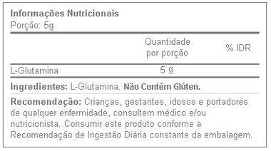 804fa319e Glutamina Powder 300g - Optimum Nutrition - Vitta Gold Suplementos