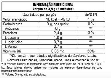 324f138ae BCAA Powder 200g Limão Morango Probiótica - Vitta Gold Suplementos