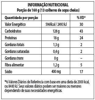 0fff5916f Hipercalórico Super Mass 3kg - IntegralMédica - Vitta Gold Suplementos