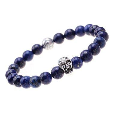 pulseira-de-pedra-agata-azul-pingente-de-caveira