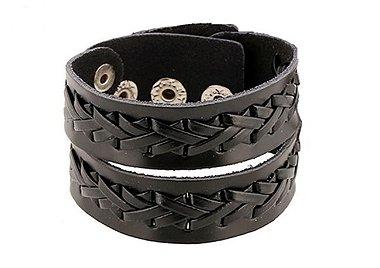pulseira de couro masculina, bracelete masculino, pulseira masculina