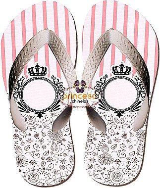 chinelos personalizados para casamento sp