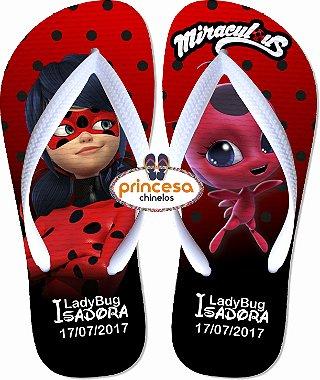 lembrancinhas miraculous ladybug