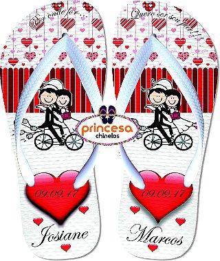 sandalias personalizadas para casamento sp