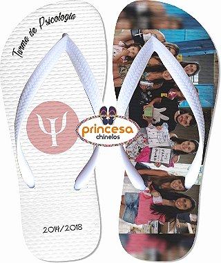 sandalias havaianas personalizadas para formatura