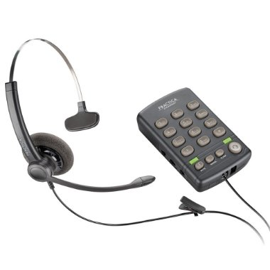 Telefone Headset Plantronics T110