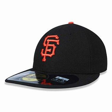 Boné San Francisco Giants 5950 Game Fechado - New Era 58.7cm = 7 3 / 8