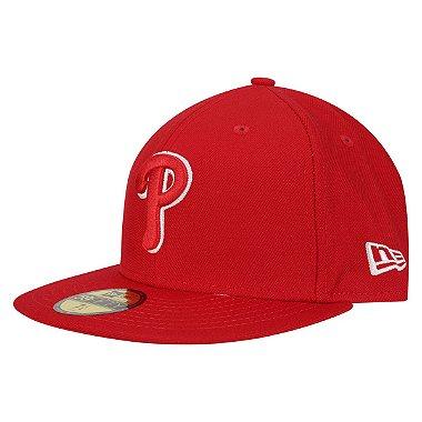 Boné Philadelphia Phillies 5950 Outline Fechado - New Era 58.7cm = 7 3 / 8
