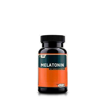 Melatonina 3mg 100 Caps Optimum Nutrition