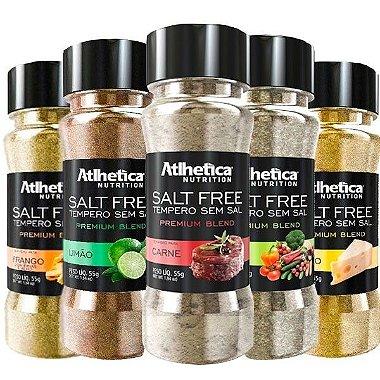 Salt Free - Atlhetica Nutrition Queijo