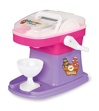 Máquina de Sorvete Infantil Calesita