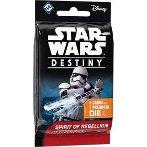 Star Wars Destiny - PACOTE DE EXPANSÃO ESPÍRITO DA REBELIÃO - Em Português ! - Avulso ( PRÉ - VENDA )