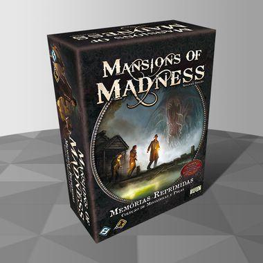 Memórias Reprimidas - Expansão de Mansions of Madness - Em Português ! ( Pré - Venda )